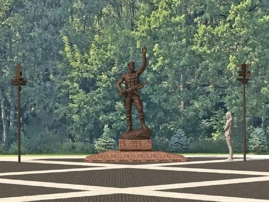 В Обнинске установят памятник участникам локальных войн и военных конфликтов