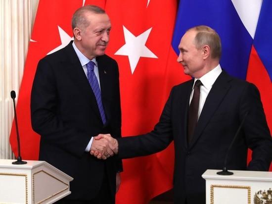 Президент Турции Реджеп Эрдоган совершит однодневный визит в Сочи 29 сентября, чтобы провести переговоры с российским коллегой Владимиром Путиным