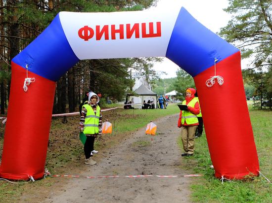 В Касимовском районе прошёл чемпионат ЦФО по спортивному ориентированию