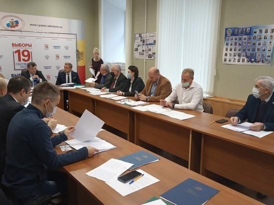 Андрей Красов и Дмитрий Хубезов прошли в Госдуму от Рязанской области