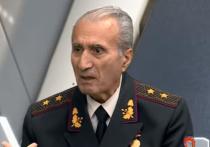 Украинский генерал в отставке Вилен Мартиросян в интервью телеканалу «Наш» признал военное превосходство России, которую Киев при всем желании не сможет поставить на колени