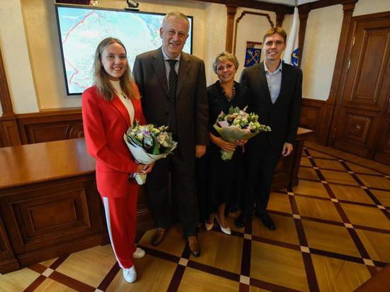 Олимпийской чемпионке Светлане Колесниченко подарили квартиру в Гатчине