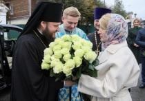 По этому случаю сегодня, 21 сентября, в храмах Серпухова состоялось праздничное богослужение