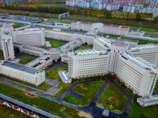 """Арестант убит в душевой петербургского СИЗО """"Кресты-2"""""""