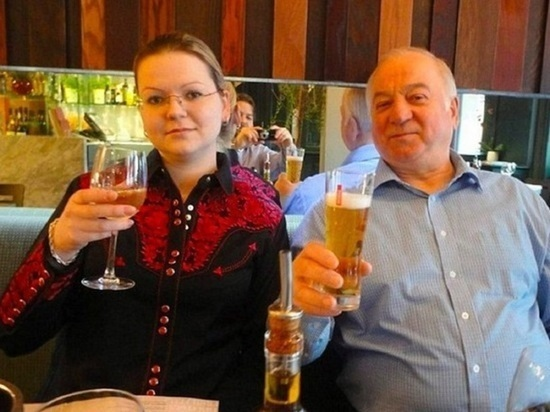 Племянницу Скрипаля смутили фамилии подозреваемых в отравлении дяди