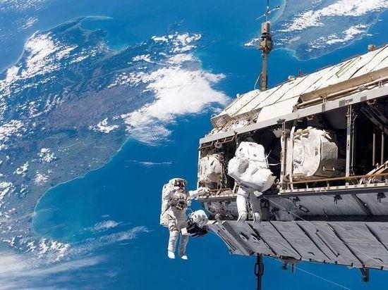 Астронавт рассказал о важнейшей роли России в работе МКС