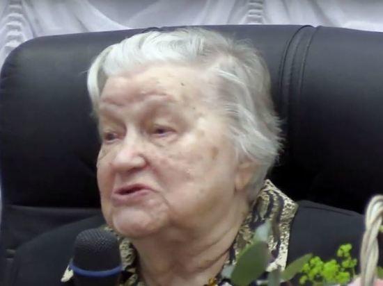 Умерла старейший профессор психологии МГУ Решетова
