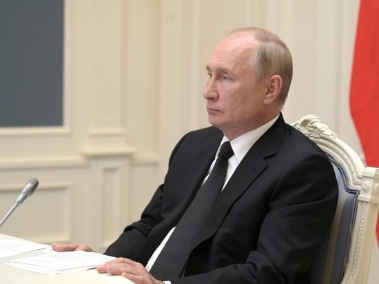 Путин назначил нового замглавы Минюста