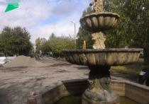 В кузбасском сквере появятся новые садовые диваны