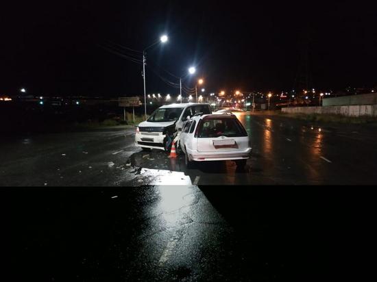 Пьяная пенсионерка устроила аварию в Магадане