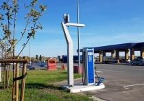 В Белгороде появилось больше мест для зарядки электромобилей