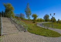 В Кузбассе завершился капремонт одной из самых протяженных дамб