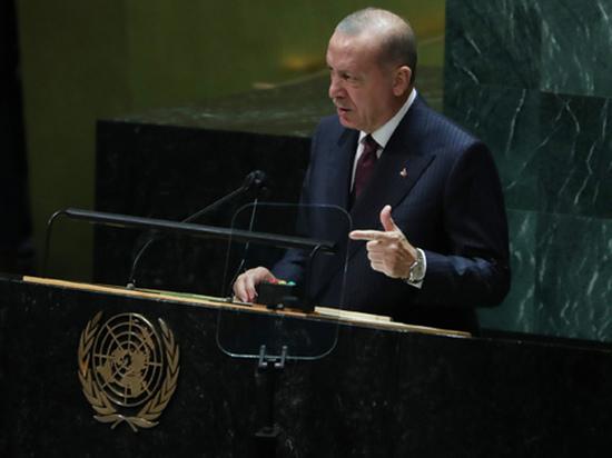 Член Совета Федерации Екатерина Алтабаева прокомментировала заявление президента Турции Реджепа Тайипа Эрдогана, который в ходе Генеральной ассамблеи ООН заявил о том, что Анкара не признает «аннексию» Крыма Россией