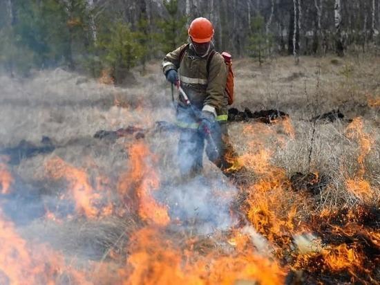 Во всех калужских районах снят особый противопожарный режим