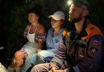Жительница Ростовской области заблудилась в горах под Сочи