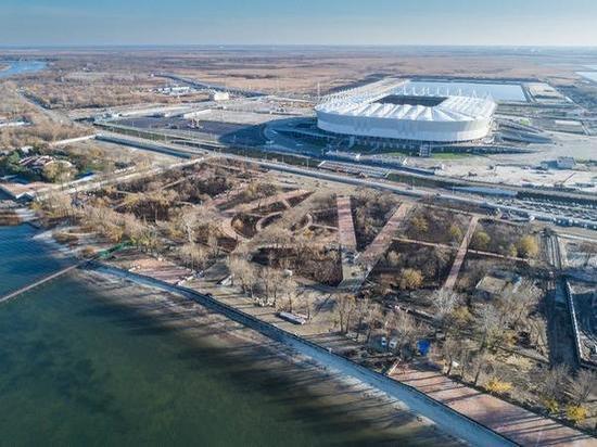 В Ростове утвержден проект планировки спортивного кластера Левого берега Дона