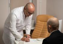 В Белгородской области подумывают разгрузить врачей от работы с бумагами и справками