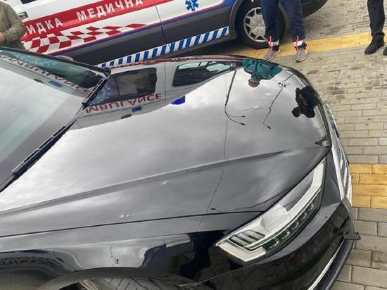 Офис Зеленского назвал покушение на Шефира попыткой убийства ключевого члена команды