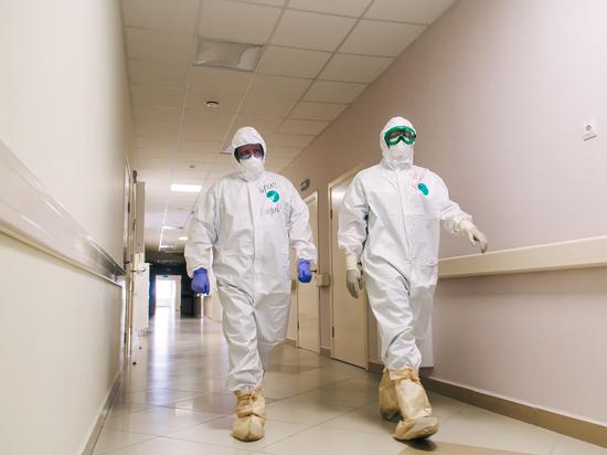 В больницах Рязанской области готовятся к четвёртой волне пандемии