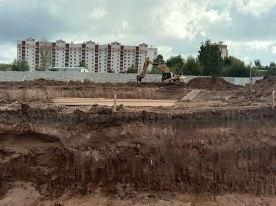 В Дзержинском районе Ярославля построят новую школу с классом роботехники