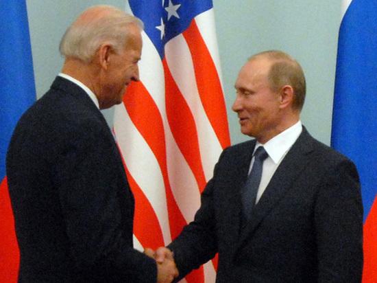 """Путин обсуждал с Байденом его слова про """"убийцу"""""""