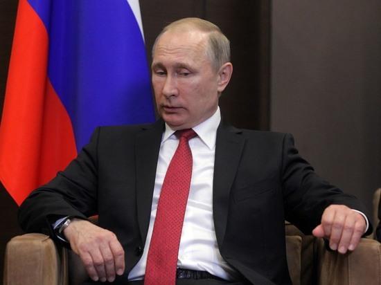 Песков заявил, что не знает дату окончания самоизоляции Путина