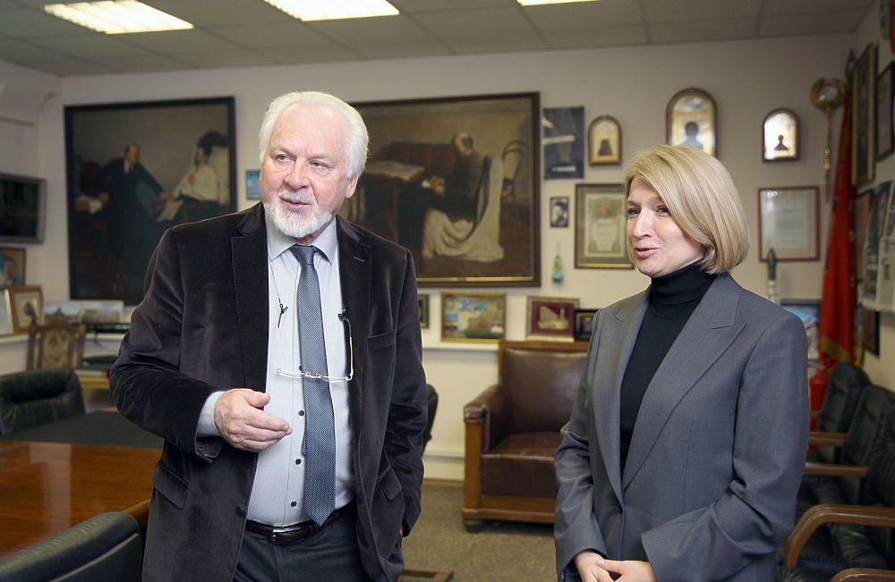 Юлия Купецкая: «Современность должна гармонировать с древностью»