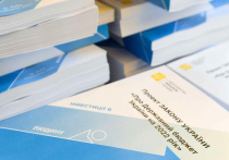 Правительство Украины представило проект госбюджета на 2022 год