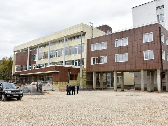 Перинатальный центр в Йошкар-Оле будет сдан в декабре