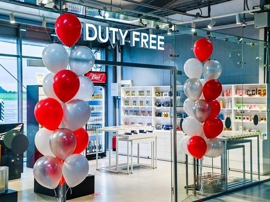 В аэропорту Калуги открылся Duty Free