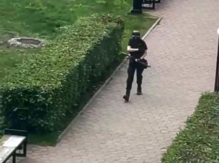 Устроивший стрельбу в Перми Бекмансуров имел таинственных друзей