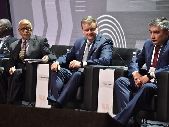 Стартовал деловой форум «Дни международного бизнеса в Рязанской области»