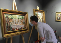 Совершенно изумительная, грандиозная выставка открылась в Государственном музее искусств имени Кастеева