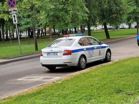 Водитель в Москве сбил 9-летнего мальчика на самокате