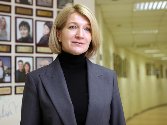 Вчера в нашей редакции побывала глава городского округа Серпухов Юлия Купецкая
