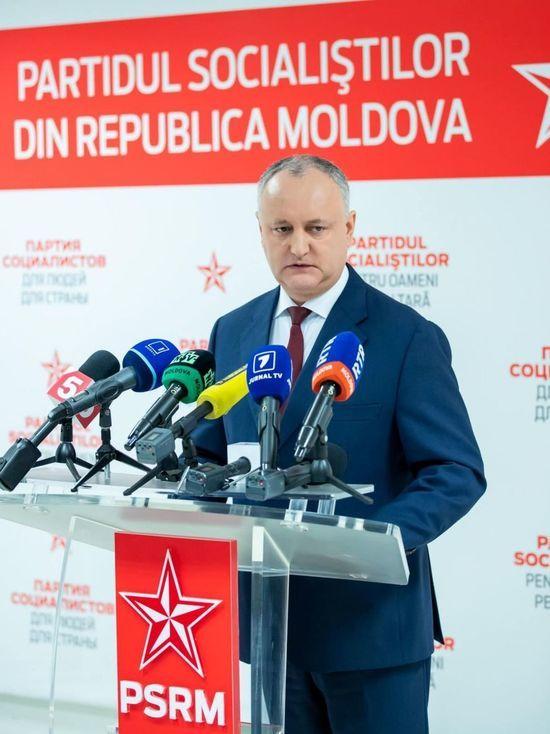 Игорь Додон назвал вероятного кандидата на должность мэра Бельц