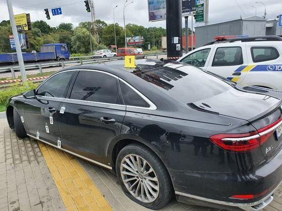 Стрельбу по автомобилю помощника Зеленского вели редкими венгерскими патронами