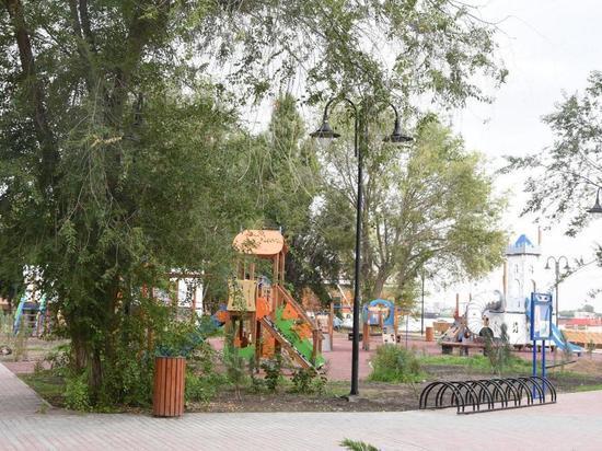 Игорь Седов посетил Трусовский район Астрахани