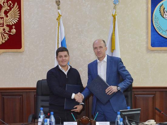 В сфере культуры и туризма будут сотрудничать Алтай и Ямал