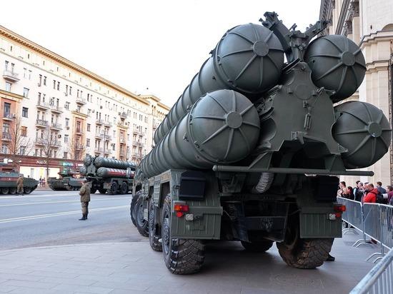 """Алжир получил первые С-400 """"Триумф"""""""