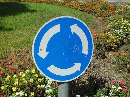 В Кирове в следующем году будет три новых перекрестка с круговым движением