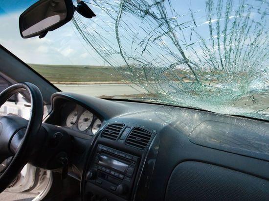 Chevrolet насмерть сбил пенсионерку на пешеходном переходе в Ленобласти