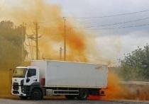 Прокуратура проводит проверку по факту утечки азотной кислоты на улице Константина Заслонова в Белгороде