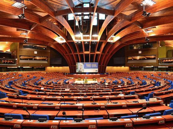 Российской делегации запретили свободно перемещаться на Парламентской ассамблее Совета Европы