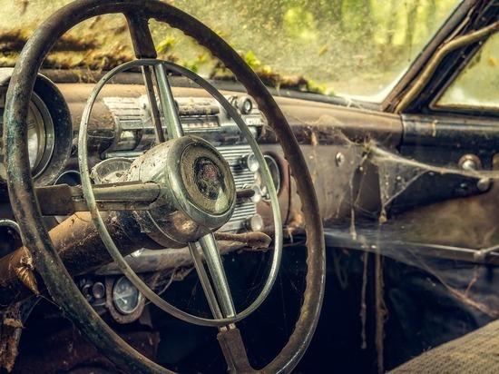 Калужанин нашел свою машину в пункте приема металлолома
