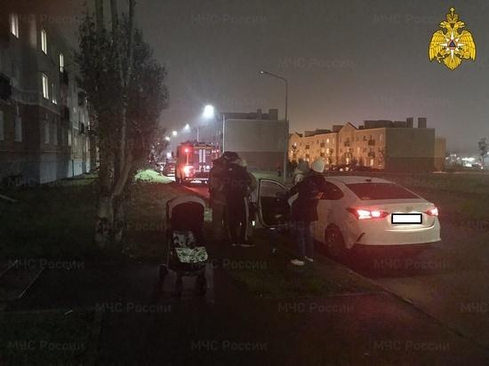 На Правобережье Калуги под колеса машины попал шестилетний мальчик