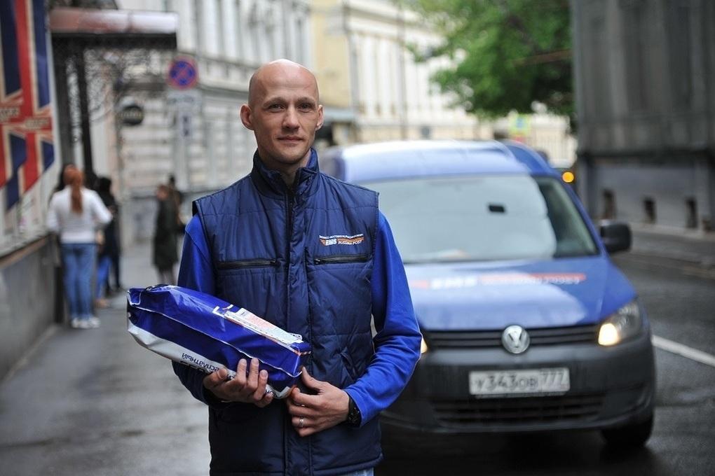 Почта России напоминает жителям Костромской области, как отправить письмо или посылку из дома