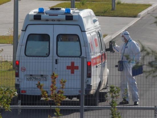 В России повторился антирекорд по суточной смертности от коронавируса