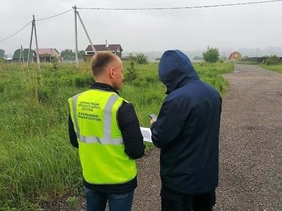 Земельные инспекторы разыскивают теневую недвижимость в Серпухове
