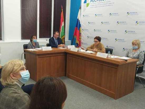 Заседание «круглого стола» по вопросам взаимодействия калужского Управления Росреестра с профессиональными участниками рынка недвижимости
